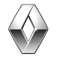 Le logo de la marque Renault automobile