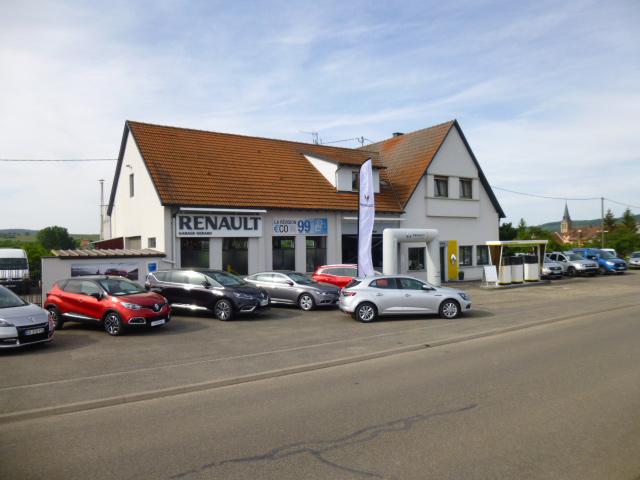 Garage Marlenheim